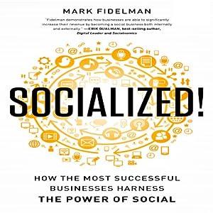 Socialized! Audiobook