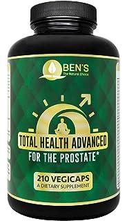 Salud total de Ben para próstata vegicaps
