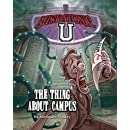 Miskatonic U: The Thing About Campus (Volume 1)