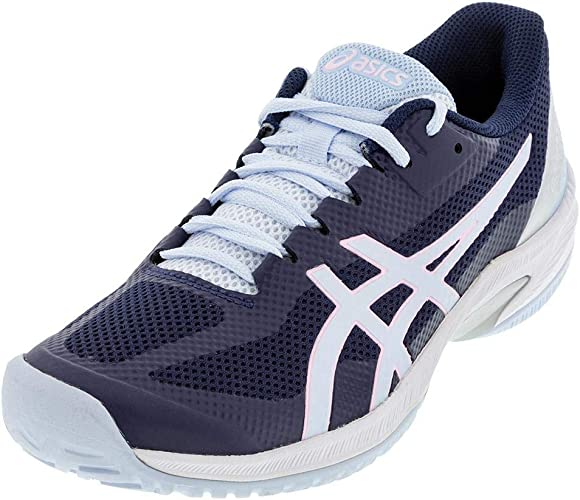 asics womens tennis shoes size 12
