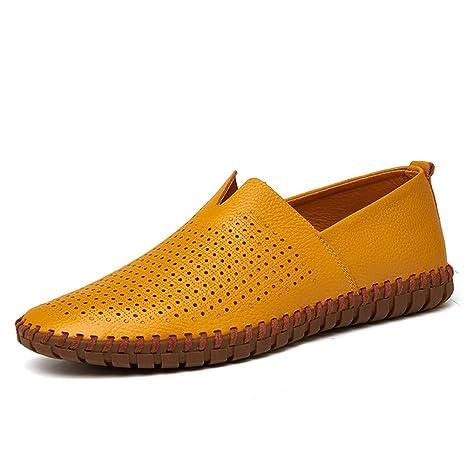 MMJ Zapatos de los Hombres, Primavera nuevos Mocasines y Slip-ons Lazy Shoes,