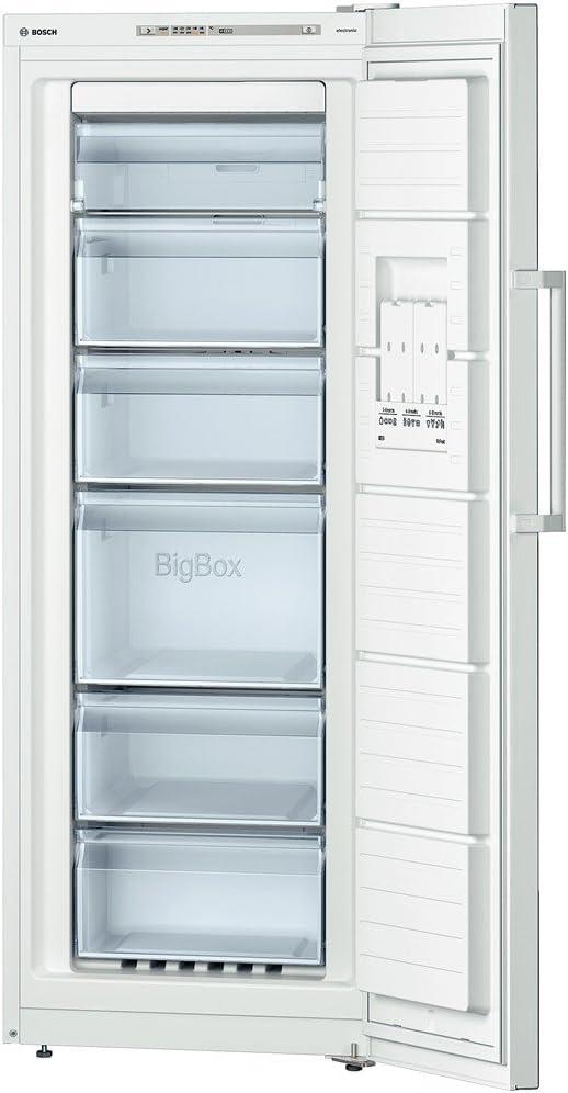 Bosch GSN29MW30 Independiente Vertical 195L A++ Blanco ...