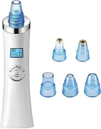 Aspirador electrónico de succión Limpiador de poros faciales Nariz ...