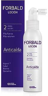 FORBALD – Loción anticaída cabello indicado para hombre y mujer. Doble acción: frena la