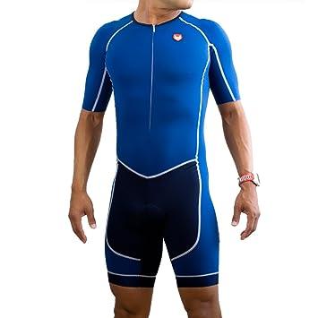XC18 - Body de Triatlón - Media/Larga distancia: Amazon.es: Deportes ...