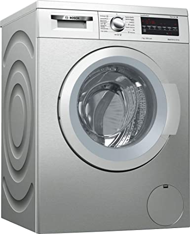 Bosch Serie 6 WUQ2441XES Independiente Carga frontal 7kg 1200RPM A ...