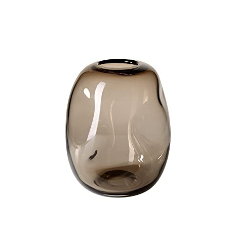 Amazon Casamotion Vases Hand Blown Art Glass Vase Organic
