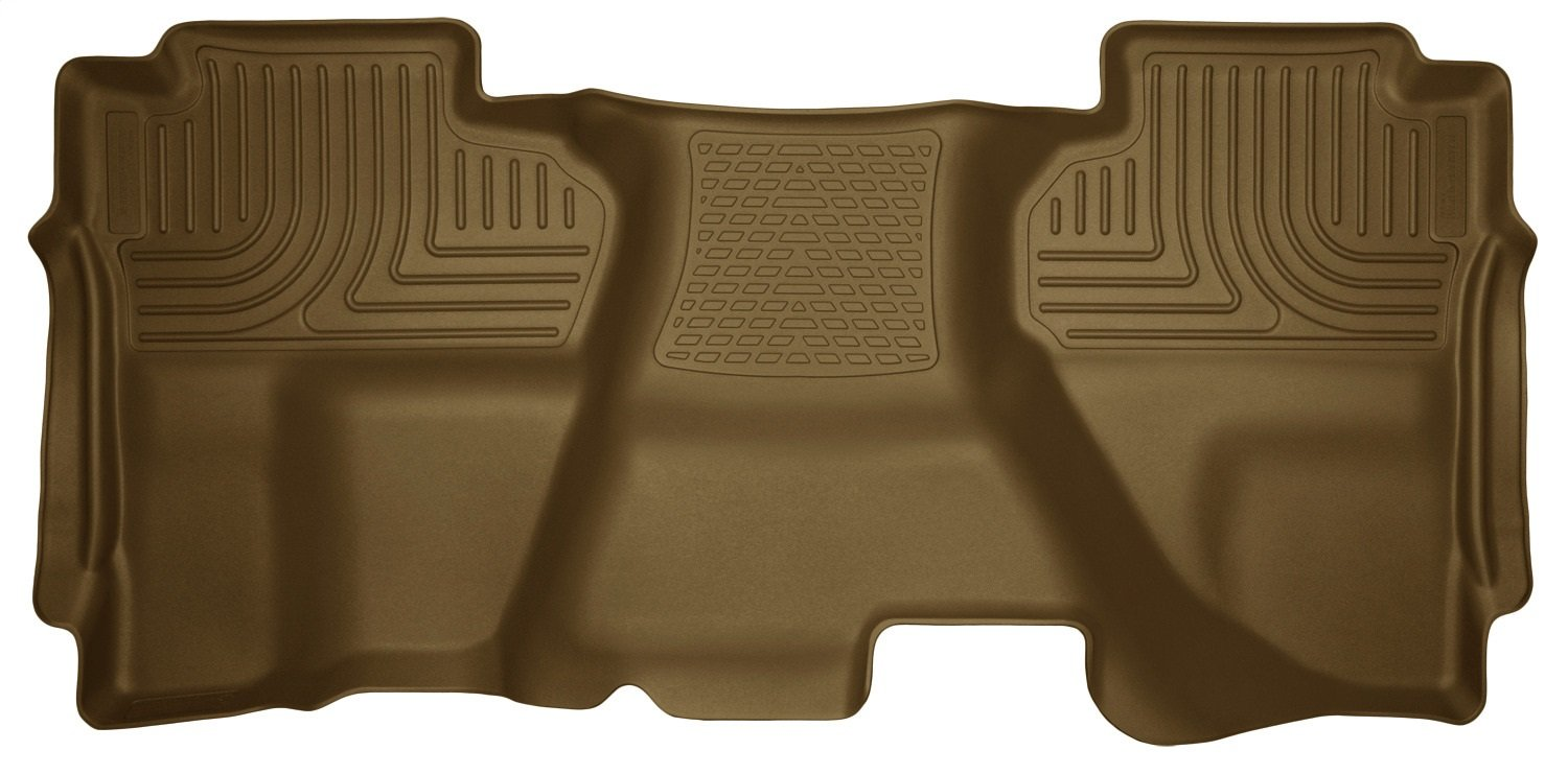 Husky Liners 98231 WeatherBeater Black Front and 2nd Seat Floor Liner