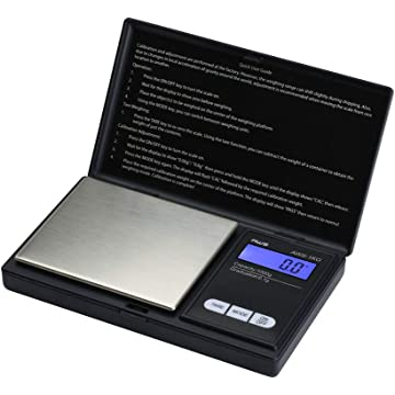 American Weight Scales Signature Series Black