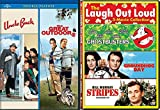 uncle buck the great outdoors - Stripes Bill Murray + Uncle Buck John Candy / Great Outdoors Comedy Feature Groundhog Day / Ghostbusters triple films