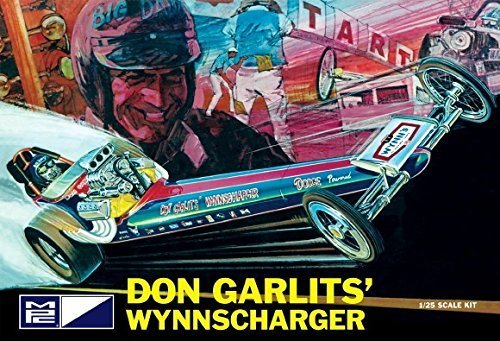 MPC Models 1/25 Don Garlits Wynns Charger Dragster