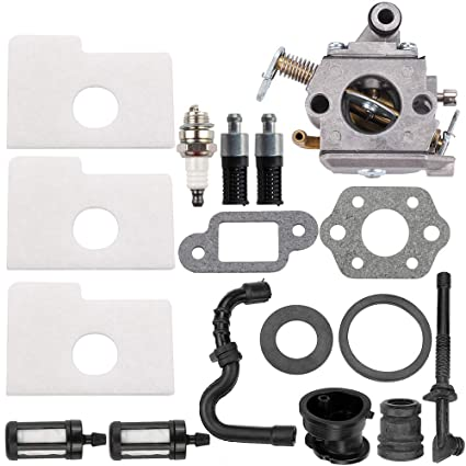 Amazon com: C1Q-S57A Carburetor w Air Filter for Stihl