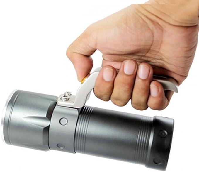 IMALENT MS18 La plus récente lampe de poche puissante 100