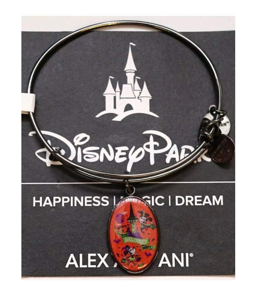Alex and Ani Disney Bracelet - 2018 Mickey's Not So Scary Halloween Party
