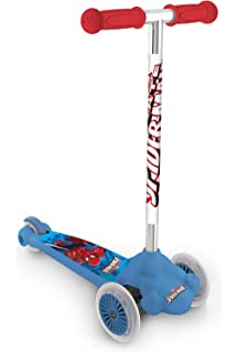 Mondo 18395 - Ultimate Spiderman Twist & roll, patinete 2 ...