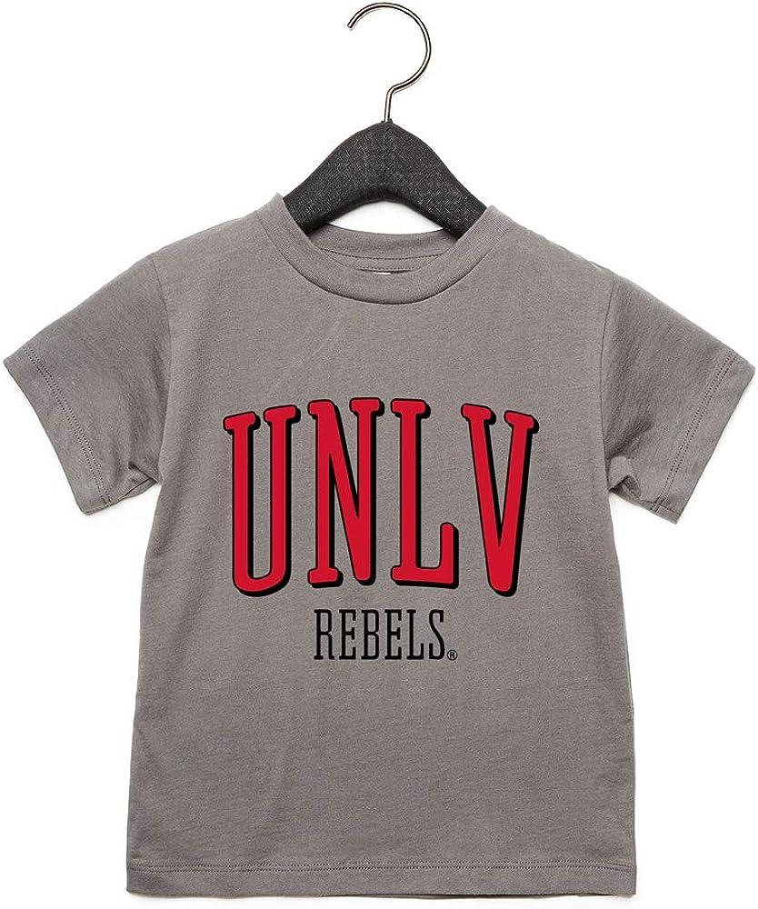 NCAA UNLV Runnin Rebels RYLNLU07 Toddler Long-Sleeve T-Shirt