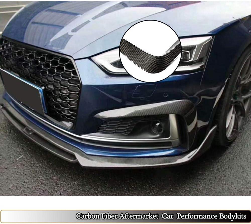 MCARCAR KIT Front Bumper Vent fits Audi S5 A5 B9 Sline 2Door 4Door ...