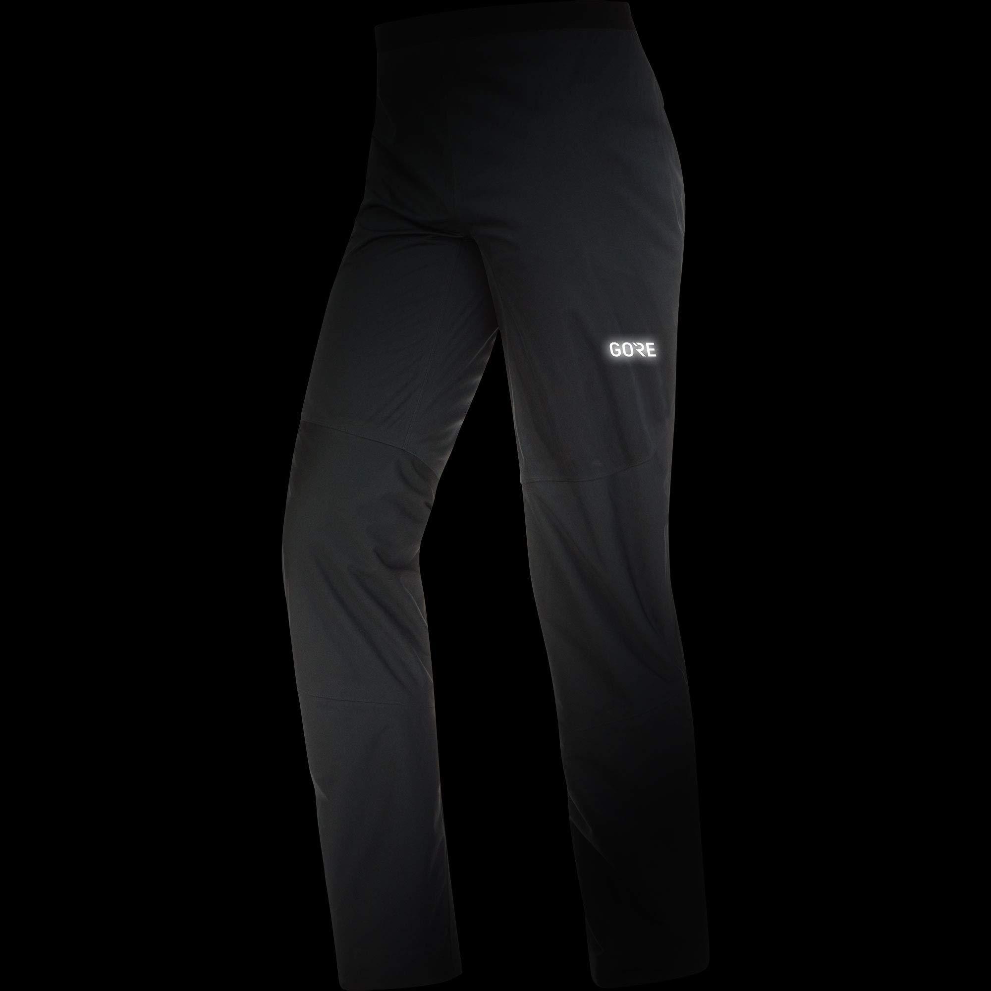 Gore Men's R3 Gtx Active Pants,  black,  L by GORE WEAR (Image #3)