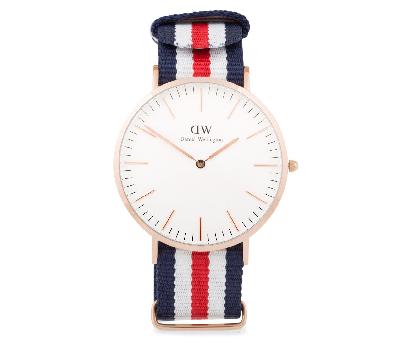 Mens Daniel Wellington Canterbury 40mm Watch DW00100002