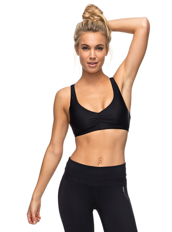 Roxy Tassana Yoga - Sujetador Deportivo para Mujer ...