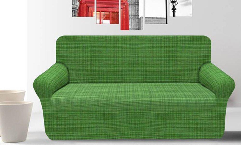 Copridivano Per Divano Reclinabile : Copridivano elasticizzato modello granada divano posti grigio