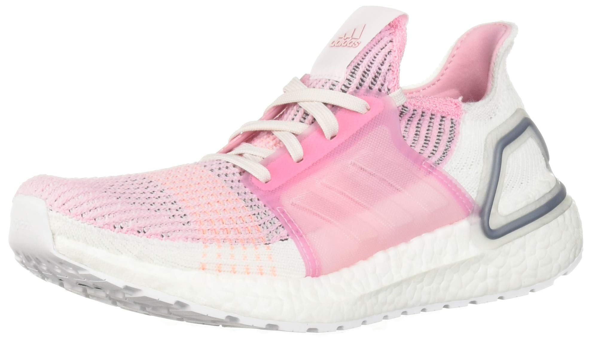 adidas Women's Ultraboost 19, True Pink/Orchid Tint, 6.5 M US by adidas