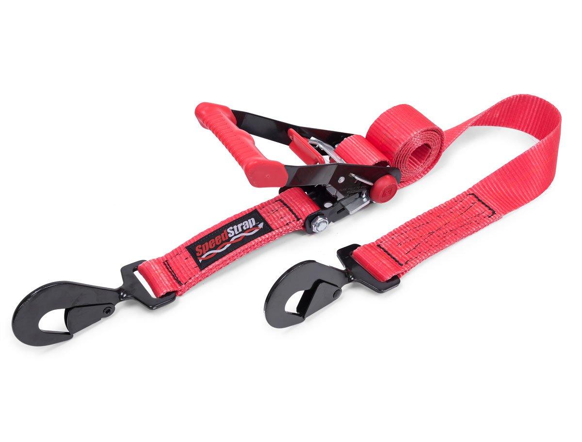 SpeedStrap 26003 Red Ratchet Tie Down
