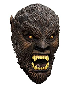 Horror-Shop Luna llena Máscara bestia del hombre lobo