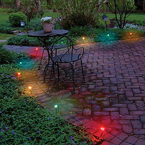 Lumabase 10Ct Electric Pathway Lights