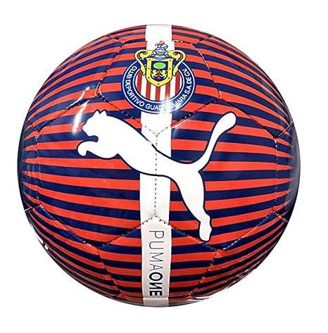 Puma Chivas - Balón de fútbol (tamaño pequeño): Amazon.es ...