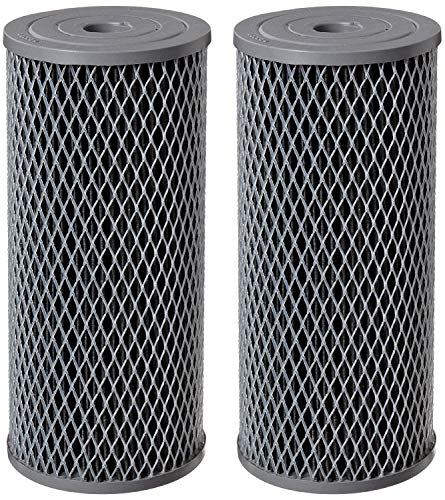 Pentek NCP-BB Carbon-Impregnated Polyester Filter Cartridge, 9-3/4