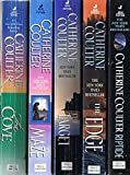 Catherine Coulter's FBI Thrillers, 16 Vol. Collection: The Cove; Maze; The Target; The Edge; Riptide; Hemlock Bay; Eleventh Hour; Blind Side; Blow Out; Point Blank; Double Take; Tail Spin; Knock Out; Whiplash; Split Second; Back Fire