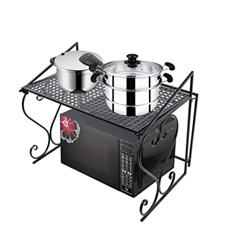 Yhjklm-HOME Estante de Cocina Rejilla de Horno de microondas ...