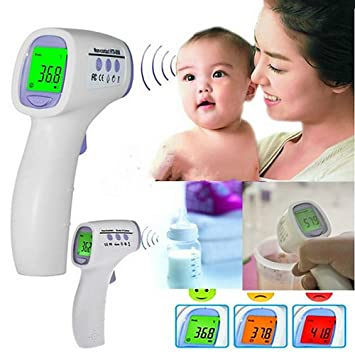 Amazon.com   Nicye Digital Multi-Function Baby Monitor - Baby Adult  Thermometer - Non-contact Infrared Forehead Body Thermometer Baby Termometer  - Child ... 468191555f3ff