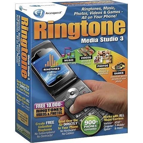 Ringtone Media Studio 3 (V3 Watch Phone)