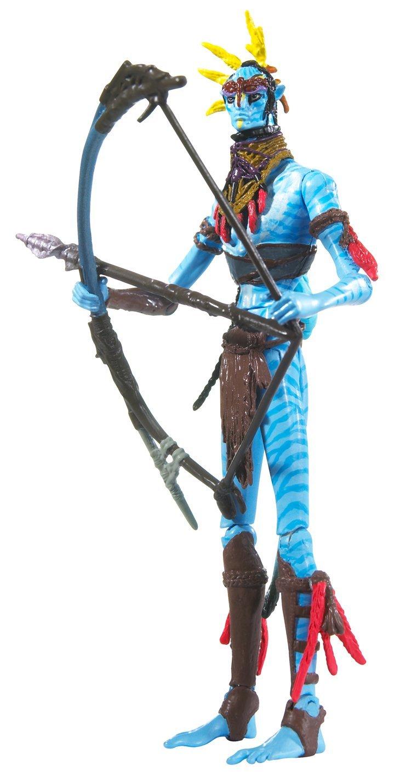 Avatar Na'Vi Tsu Tey Action Figure by Mattel