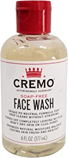 product image for Cremo Face Wash 6 fl oz (Quantity of 5)