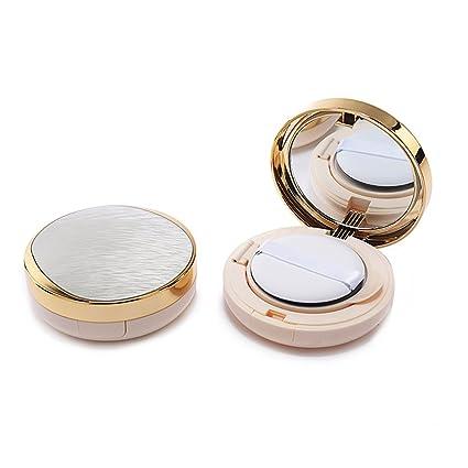 c4afd42545d6 Amazon.com: 15g Portable Luxurious Empty Air Cushion Jar Make-up ...