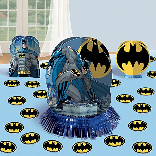 Batman Table Decorating Kit -
