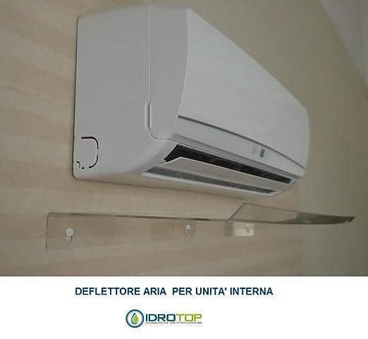 35 opinioni per Deflettore Aria Condizionatori e Split 90cm- Protezione aria Climatizzatori