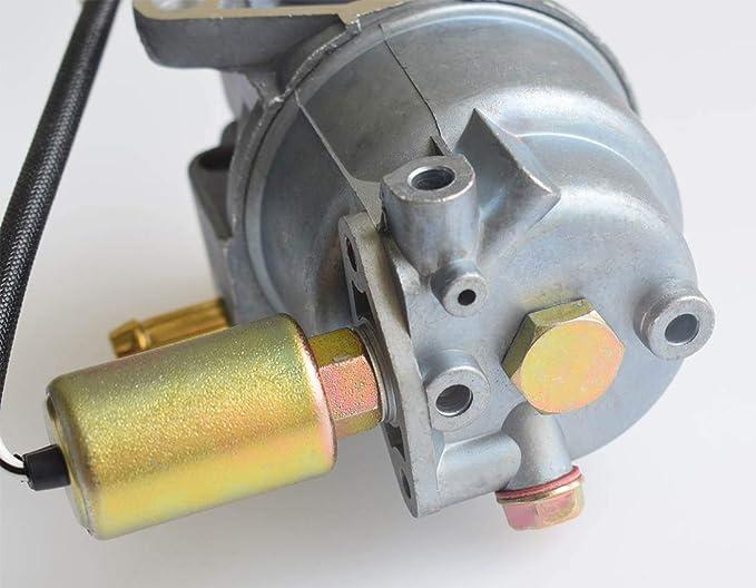 Amazon.com: Topemai 951-05149 - Carburador para cortacésped ...