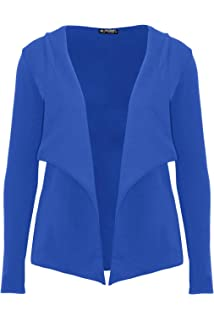 7691a4a8136 Fashion Star Womens Ruched Sleeve Blazer Suit Coat Business Smart Jacket