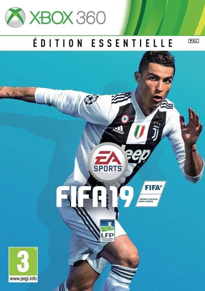 FIFA 19 - édition essentielle [Importación francesa]: Amazon.es: Videojuegos