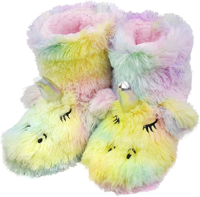 Pre-Walker ELMO SESAME STREET Plush Bootie Slippers Infant Size 1-2 or 3-4