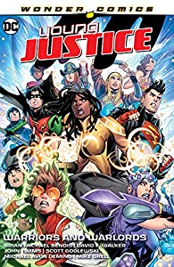 Young Justice: Warriors and Warlords Vol. 2 (Young Justice (2019-) Book 3)