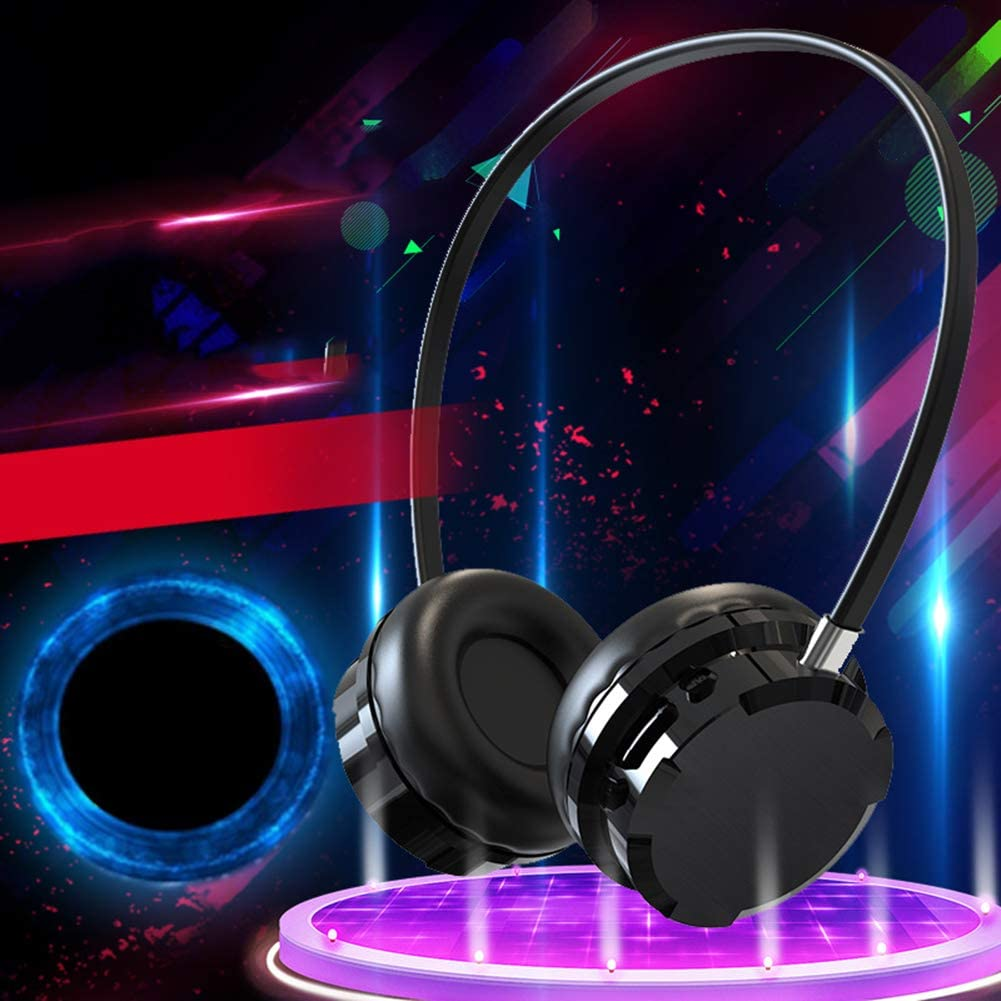 Bluetooth Headset Gaming Headset 3D Surround Sound Quality switchable Neck-Mounted Headset Wireless Bluetooth Headset