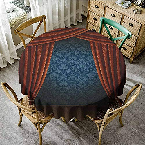 Rank-T Flower Tablecloth 70