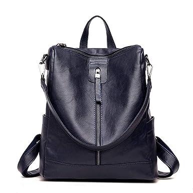 YYW SSMKY172580_1481328 - Bolso mochila para mujer Azul azul oscuro Talla única: Amazon.es: Ropa y accesorios