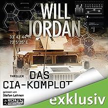 Das CIA-Komplott (Ryan Drake 6) Hörbuch von Will Jordan Gesprochen von: Stefan Lehnen