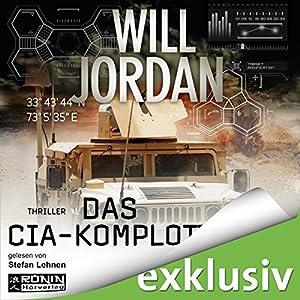 Will Jordan - Das CIA-Komplott (Ryan Drake 6)
